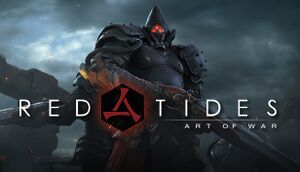 Art of War: Red Tides cover
