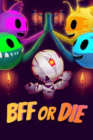 BFF or Die cover