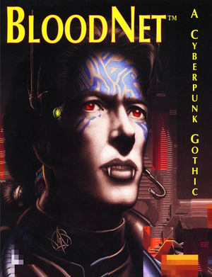 BloodNet cover