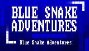 Blue Snake Adventures cover