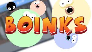 Boinks cover