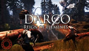 Darco - Reign of Elements cover