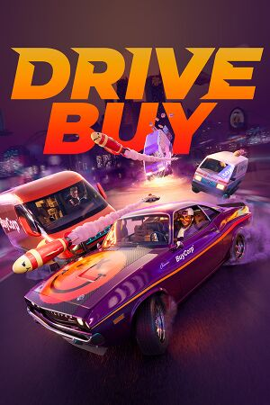 Drive Buy cover
