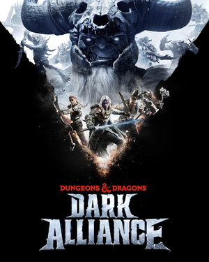 Dungeons & Dragons: Dark Alliance cover