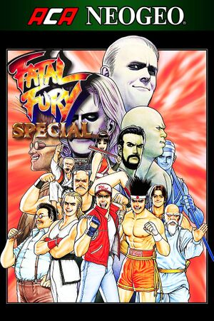 Fatal Fury Special cover