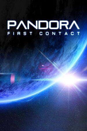 Pandora: First Contact cover
