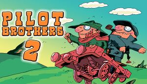 Pilot Brothers 2 cover