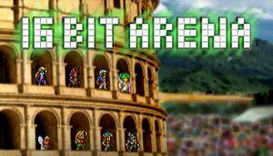 16 Bit Arena cover