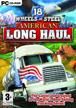 18 Wheels of Steel American Long Haul cover.jpg