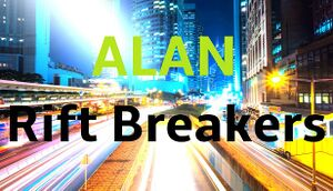 Alan: Rift Breakers cover