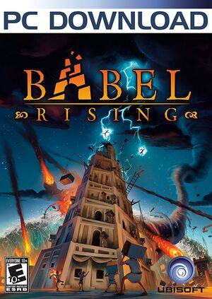 Babel Rising cover