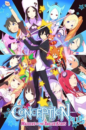 Conception PLUS: Maidens of the Twelve Stars cover