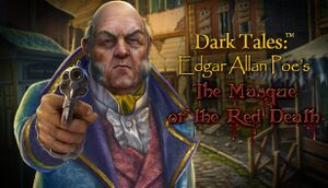Dark Tales: Edgar Allan Poe's The Masque of the Red Death cover