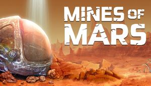 Mines of Mars cover