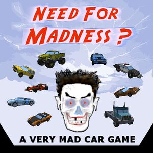 Need for Madness cover