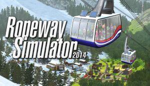 Ropeway Simulator 2014 cover