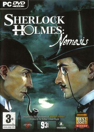 Sherlock Holmes: Nemesis cover
