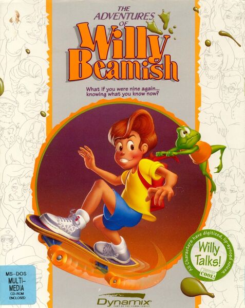 File:The Adventures of Willy Beamish - Cover.jpg