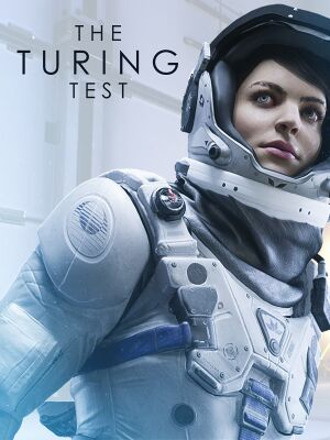 The Turing Test cover