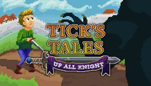 Tick's Tales cover