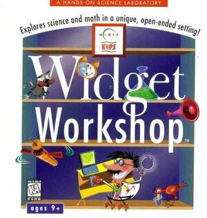 Widget Workshop: The Mad Scientist's Laboratory cover