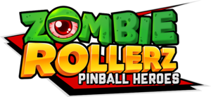 Zombie Rollerz: Pinball Heroes cover