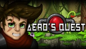 Aero's Quest cover