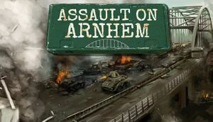 Assault on Arnhem cover