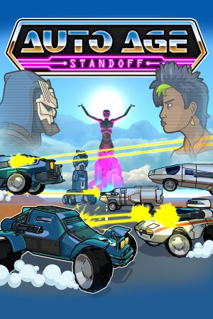 Auto Age: Standoff cover