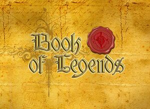 Book of Legends cover