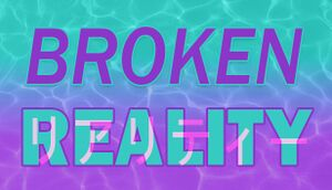 Broken Reality cover