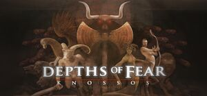 Depths of Fear: Knossos cover