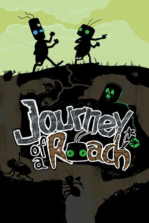Journey of a Roach cover