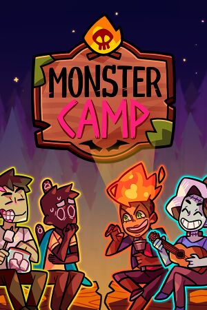 Monster Prom 2: Monster Camp cover