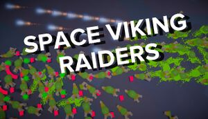 Space Viking Raiders cover