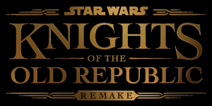 Star Wars: Knights of the Old Republic – Remake cover