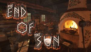 The End of the Sun cover