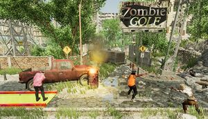 Zombie Golf cover