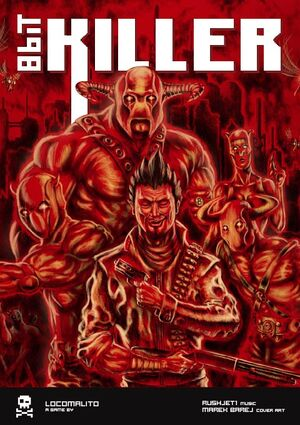 8Bit Killer cover