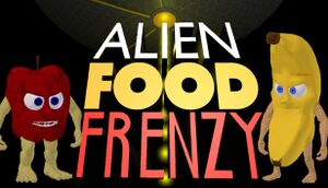 Alien Food Frenzy cover