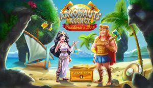 Argonauts Agency: Pandora's Box cover