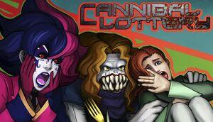 Cannibal Lottery - Horror Visual Novel cover