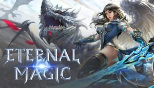 Eternal Magic cover