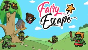 Fairy Escape cover
