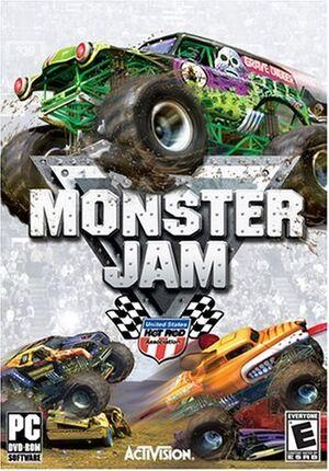 Monster Jam cover