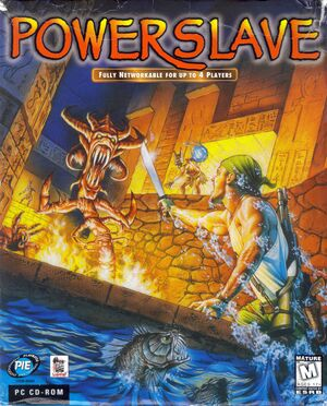 PowerSlave cover