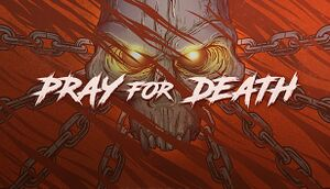 Pray for Death cover