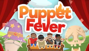 Puppet Fever cover