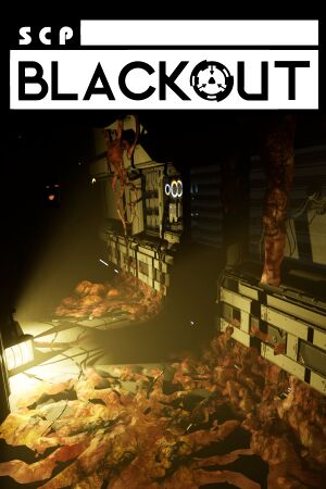 SCP: Blackout cover