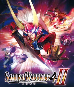 Samurai Warriors 4-II cover